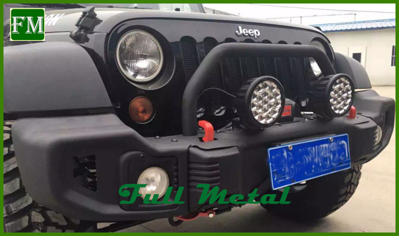 Spartacus Bumpers Over-Rider/Tire Carrier/Grille