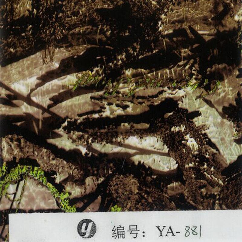 Yingcai Bullet Design 1m Width Water Transfer Printing Hydro Film
