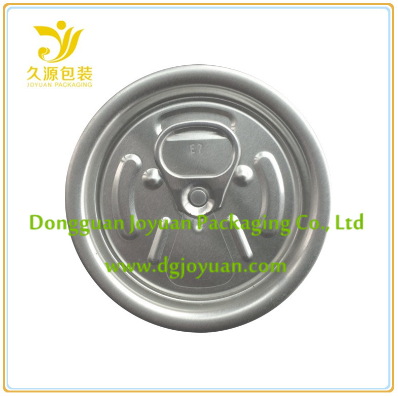 200# Beverage Lid Aluminum Easy Open End Lid Eoe for Drink