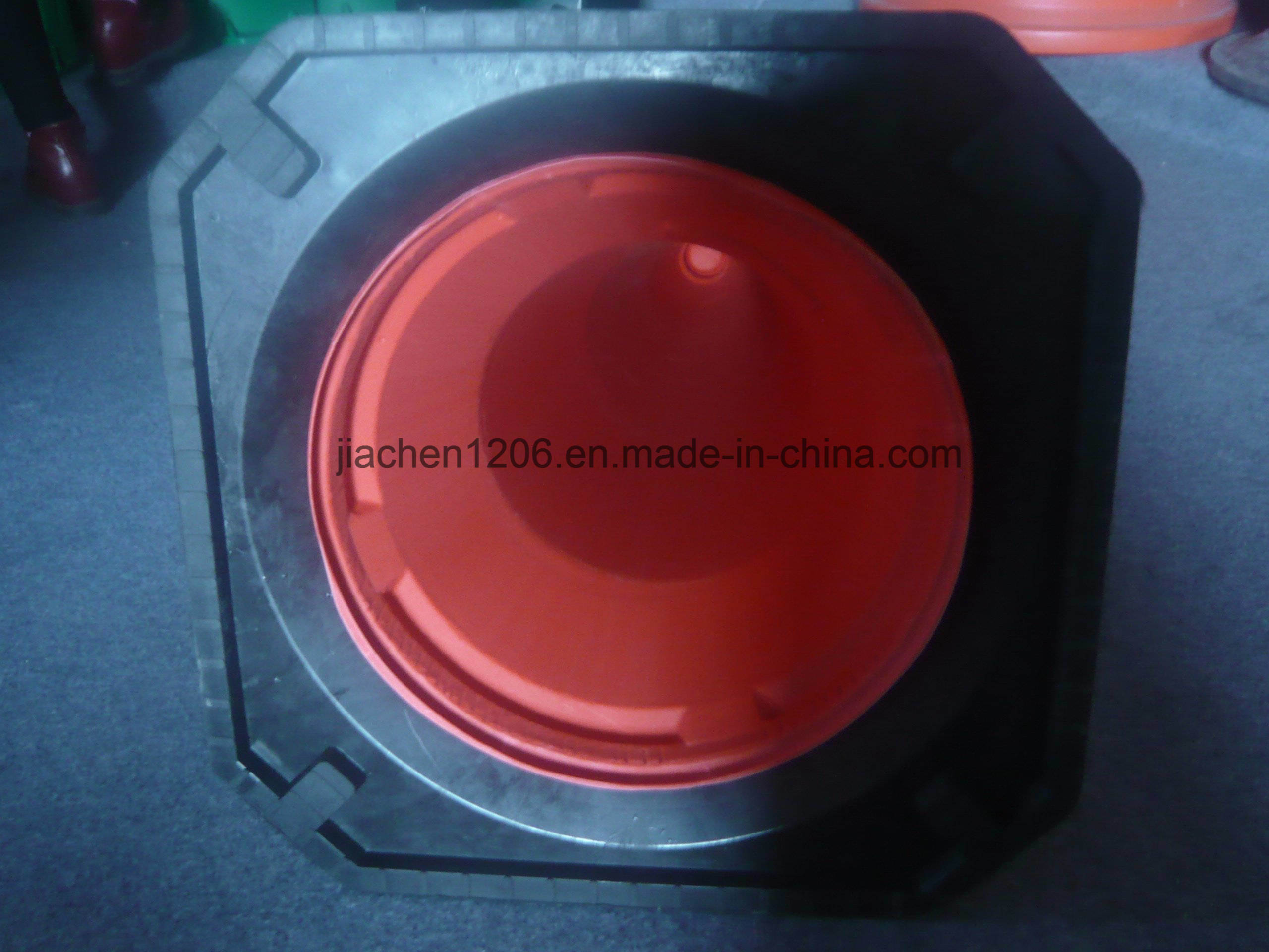 Wholesale Superior Quality Blow-Molded 1000mm PE Traffic Cone