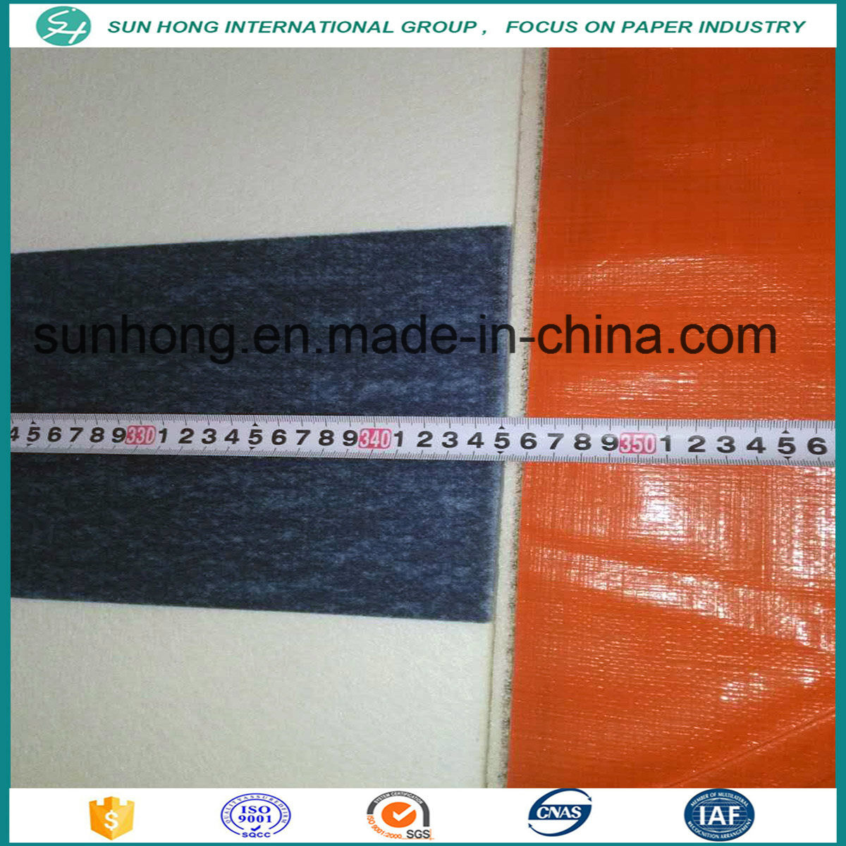 Synthetic Press Felt of Paper Machine