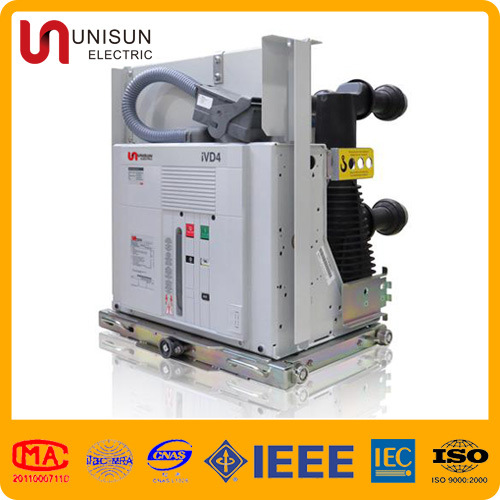 Vcb 11kv up to 40.5kv Indoor High Voltage Vacuum Circuit Breaker