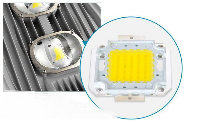 Outdoor High Power 100W LED Street Lights