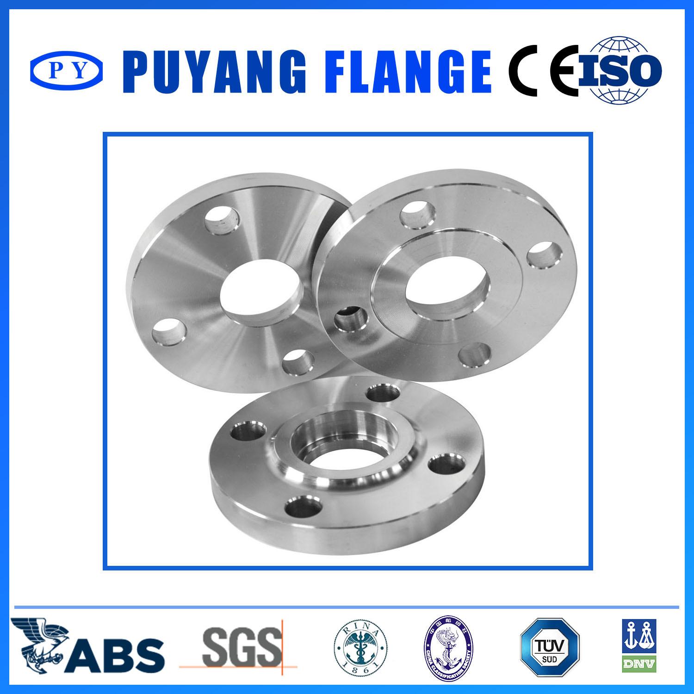 ASME B16.5 Stainless Steel Forged Slip-on Flange