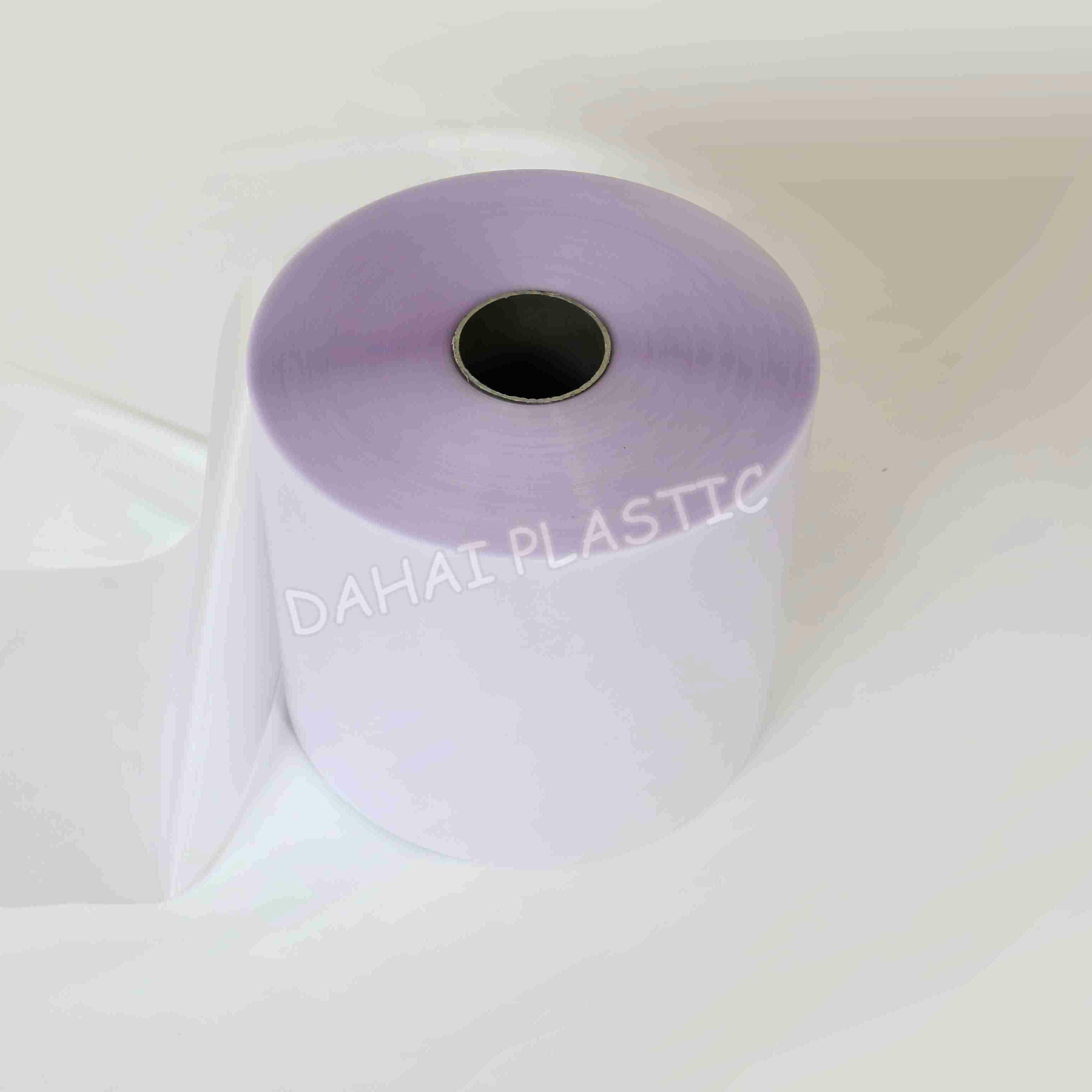 28.5cm PVC Translucent Film for Urine Bag