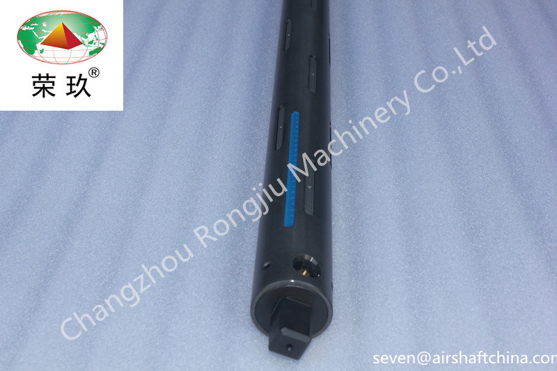 Aluminum Lug Type Air Expanding Shafts Specially for Digital Printing Machine