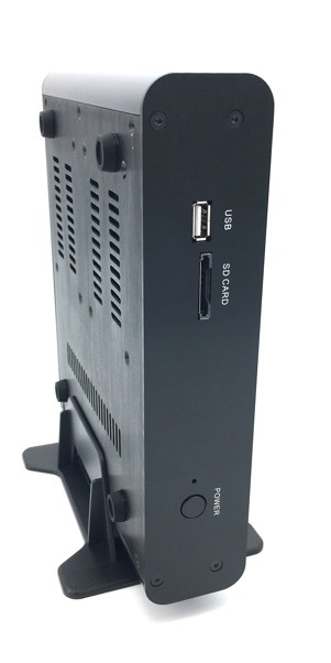 Supporting Windows/ Linux OS Intel Core Fanless I7 Mini PC (JFTC7500U)
