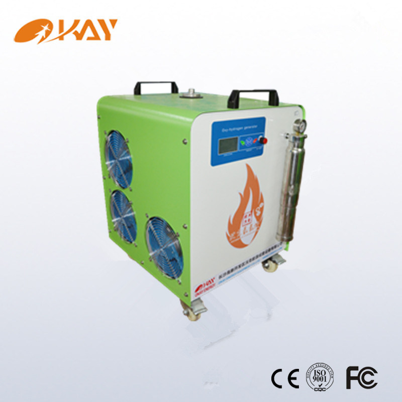 Cheap Portable Hho Gas Welding Brazing Soldering Flame Sealing Browns Gas Generator Price