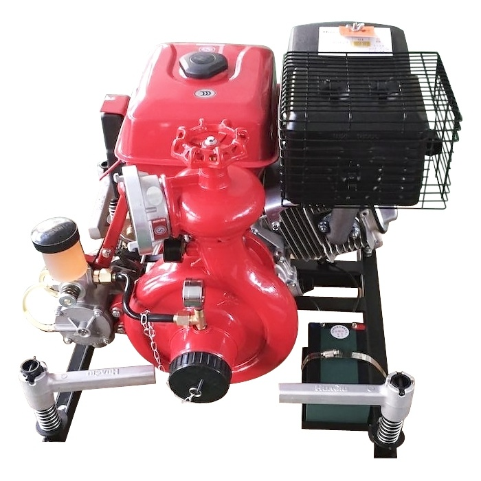 Jbq5.5/10 Bj-10g Portable Fire Fighting Pump