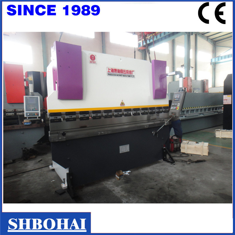 Metalmaster Bohai Brand Press Brake Machine (100ton X 2500mm)