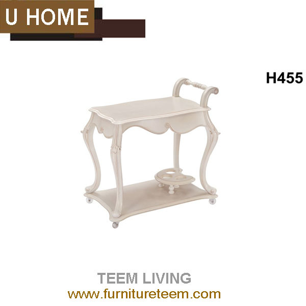 French Antique Home Furniture Wood Dining Car