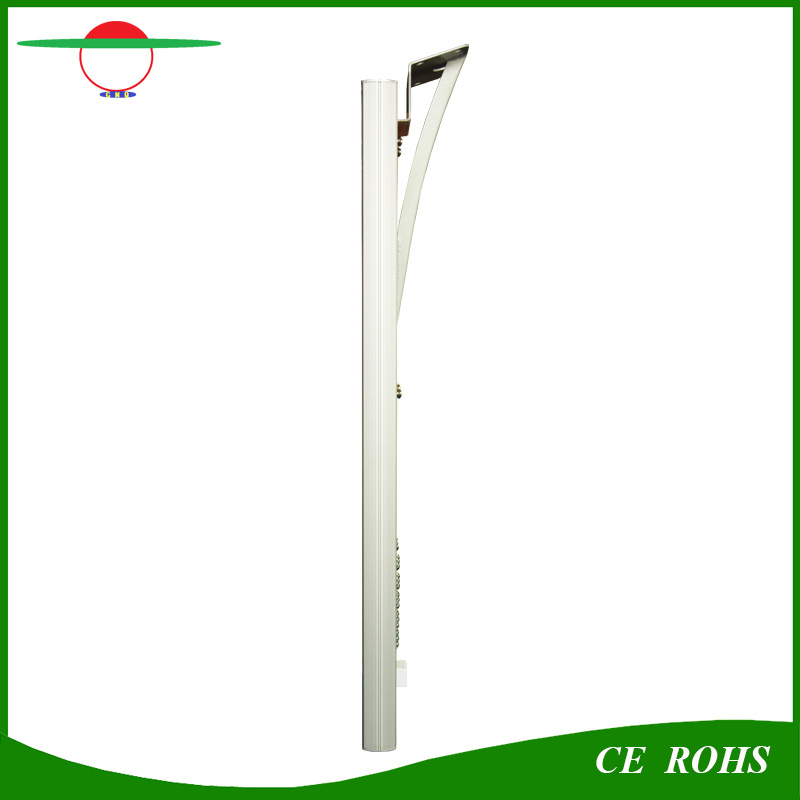 Body Induction Motion Sensor All in One Solar Street Light 30W IP65 Outdoor LED Road Lighting with Ce, RoHS