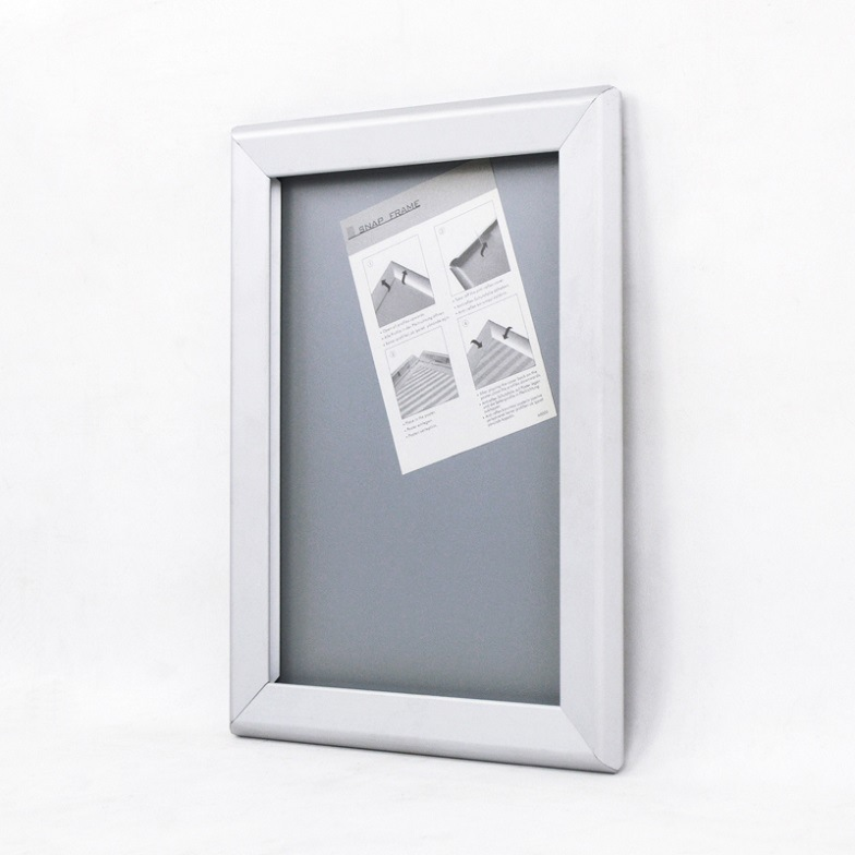 Wall Mounted Clipframe for Poster Snap Frame