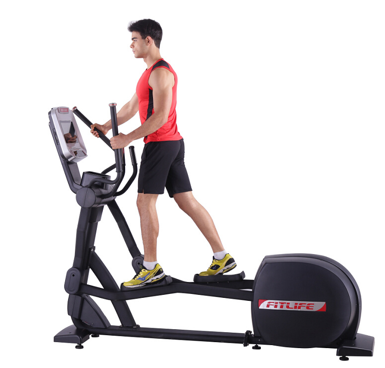 New Arrival Elliptical Cross Trainer Ft-6809 Gym Equipment
