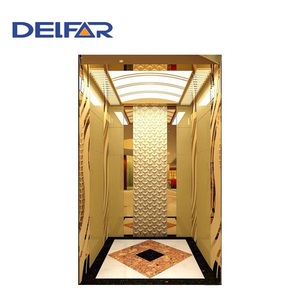 Safe Energy Saving of Delfar Passenger Elevator