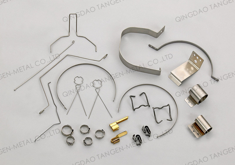 Stainless Steel Wire Forming Part /Clip /Connector