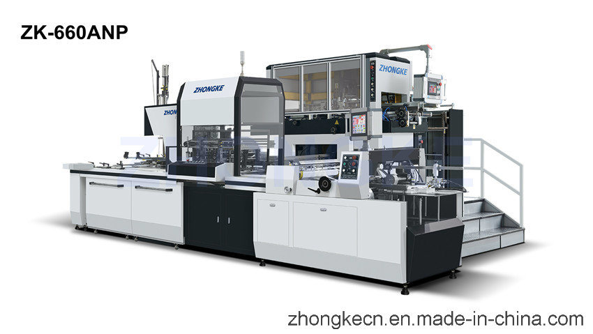 Automatic Rigid Box Maker (ZK-660ANP)