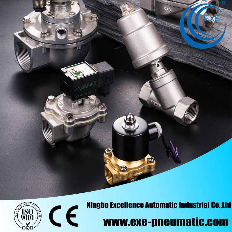 Excellence OEM Pneumatic Solenoid Valve