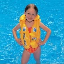 PVC Inflatable Swim Vest for Children