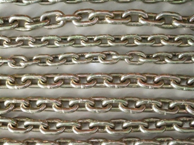 Best Quality Durable Color Glav Alloy Steel Chain for Chain Block