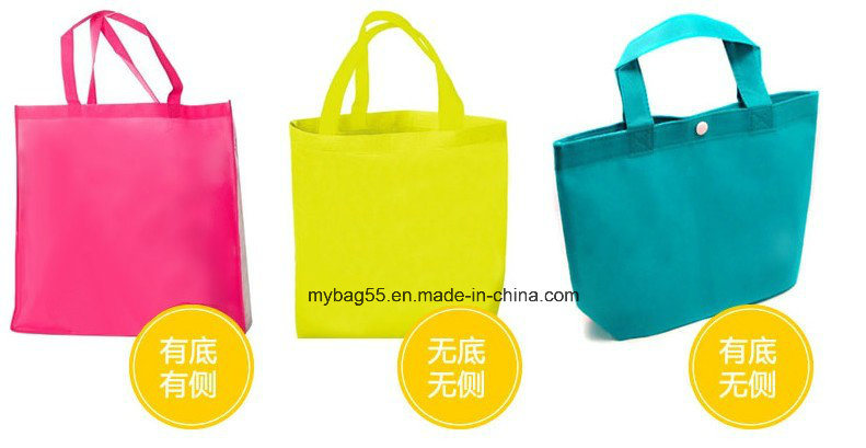Factory Supply 100% PP Non-Woven Bag