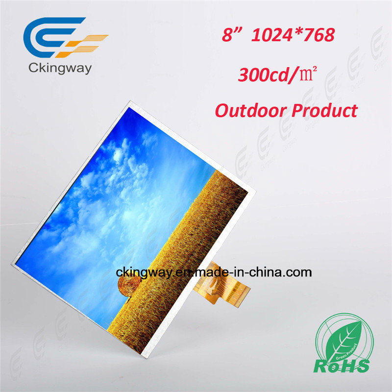 The Newest Best Selling Ckingway Display Outdoor Color LCD Modules