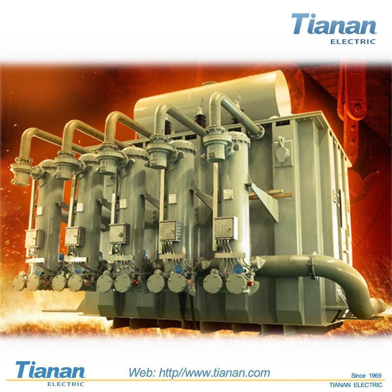35kv High Efficiency Eaf Electric Arc Furnace Transformer