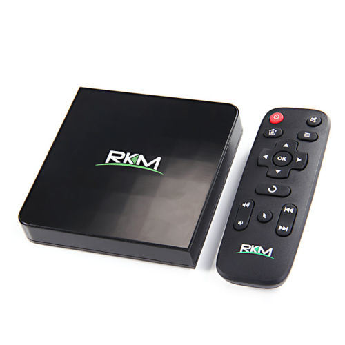 Octa Core Android 5.1 Media Player with Rockchip 3368