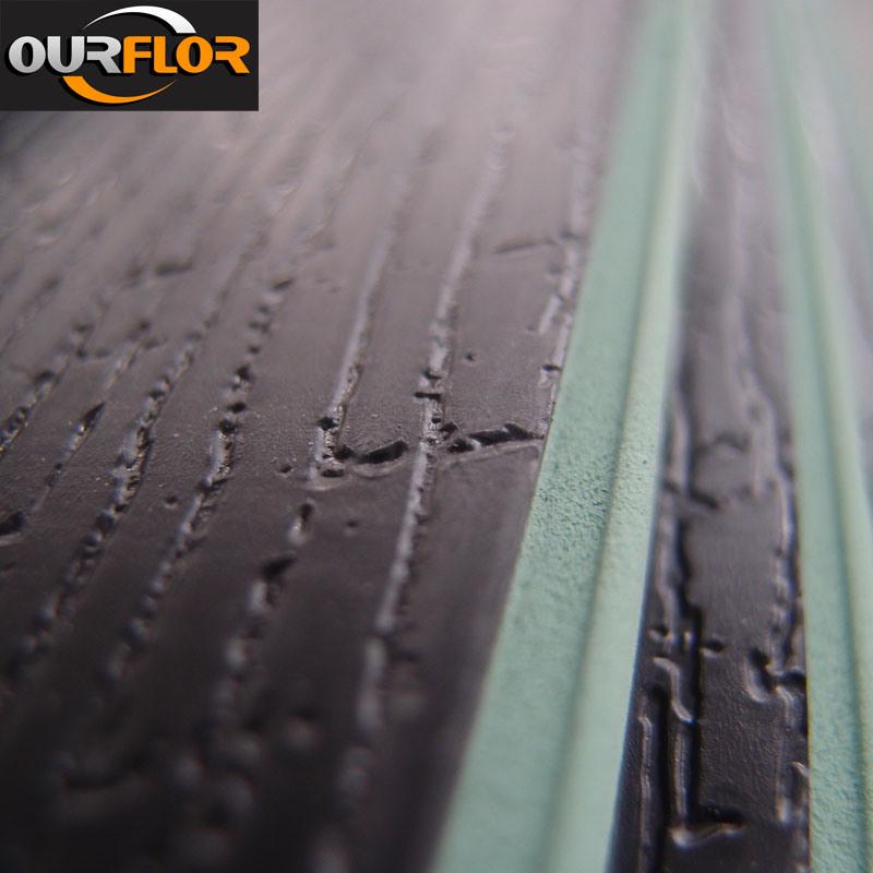 WPC Click Vinyl Flooring Planks / Vinyl Floor with Interlocking /Wall Panel / Wall Cladding