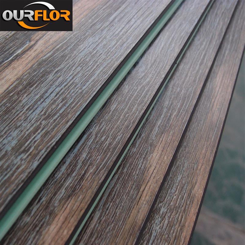 2016 New PVC WPC Vinyl Flooring Tile / Flooring Planks