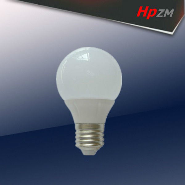 Aluminum with Plastic LED Bulb Lighting