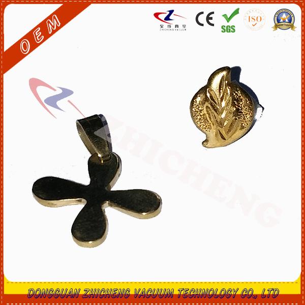 Jewelry PVD Gold Vacuum Coating Machine