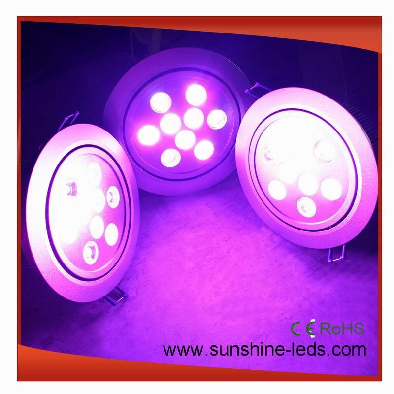 27W RGB/RGBW LED Ceiling Light/ Ceiling Light/ LED Downlight