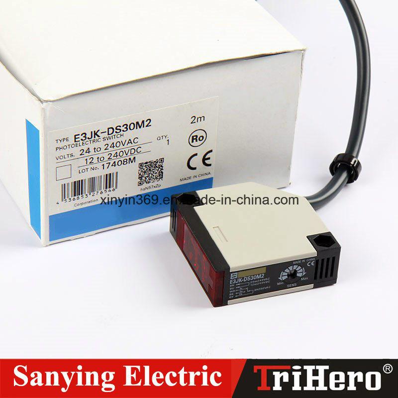 E3jk Series Photoelectric Sensor