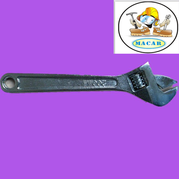 45# Carbon Steel Adjustable Wrench SMA Torque Wrench