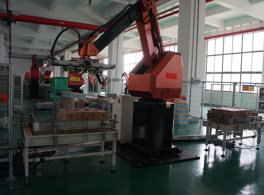 Carton Palletizing Robot with CE (XY-SR130/210)