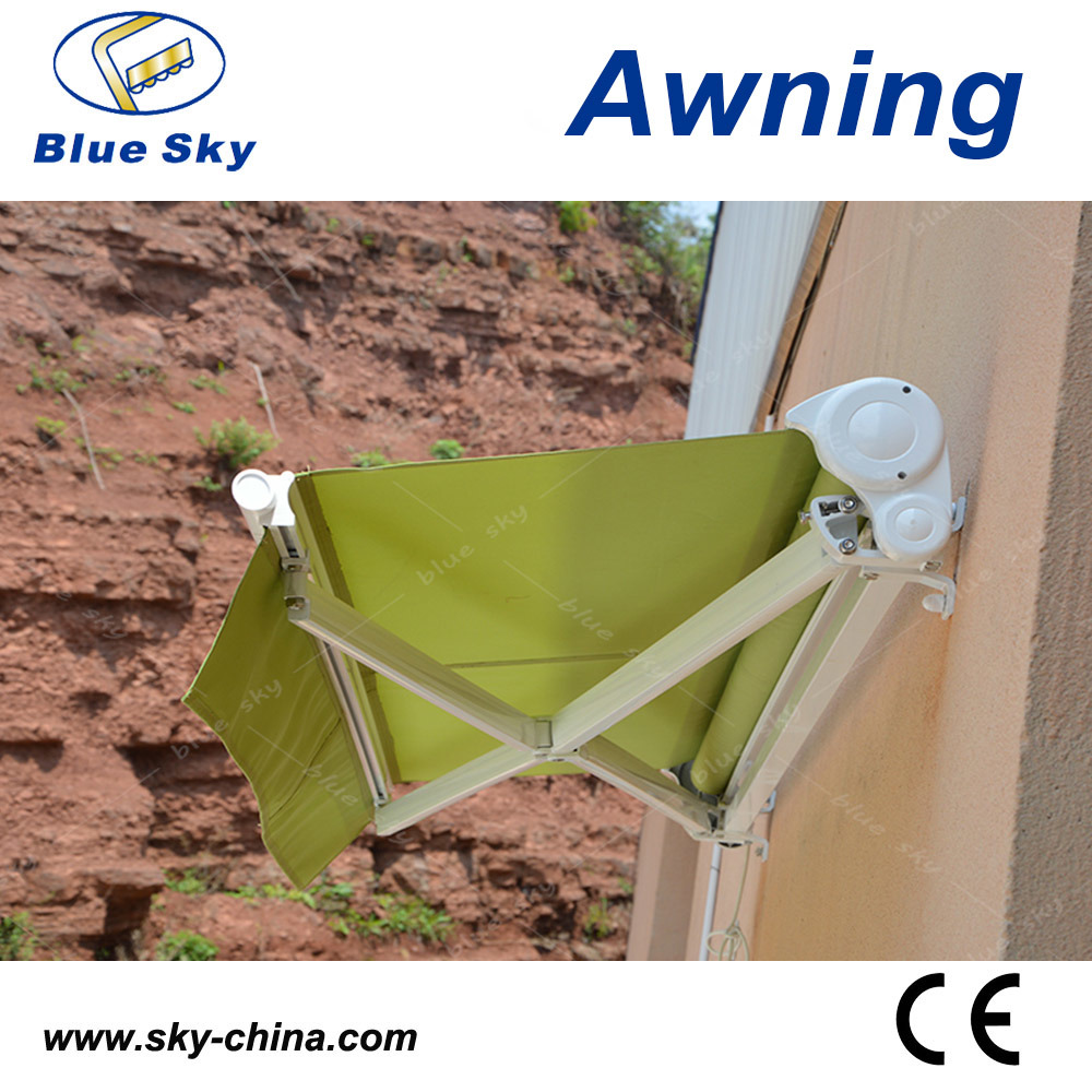 Outdoor Polyester Retractable Window Awnings (B3200)