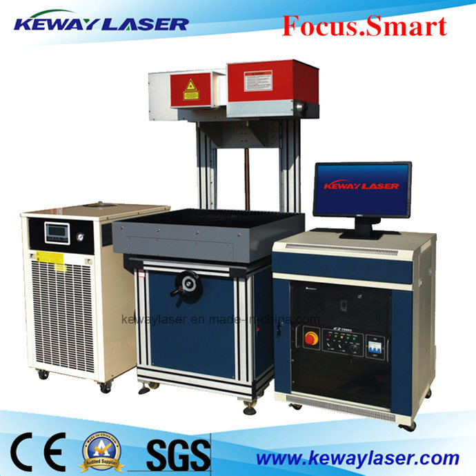 3-Axis Dynamic Focus CO2 Laser Marking Machine