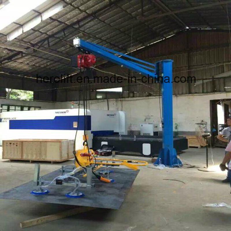 Board Lifter/Plate Un/Loading Lifter/Vacuum Lifter 800kg Capacity