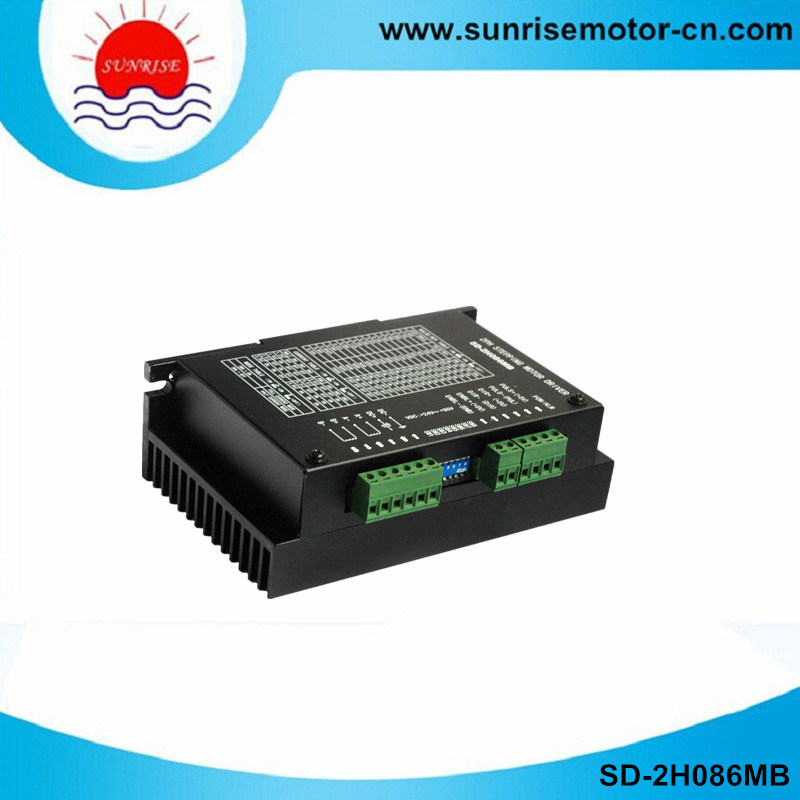 SD-2h086MB 80VDC 5.86A Two Phase Stepper Motor Driver