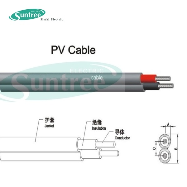 Electrical PV DC Solar Cable