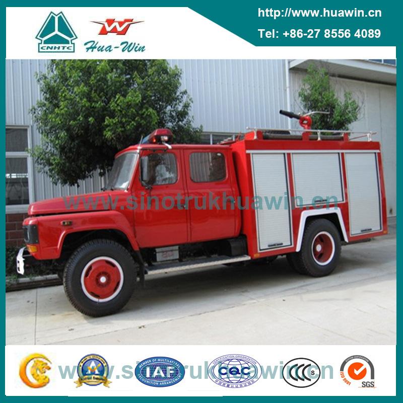 Dongfeng Cummins 4X2 5cbm Fire Fighting Truck