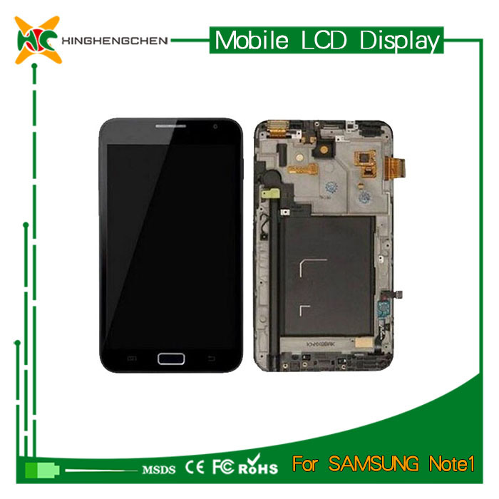 Wholesale N7000 LCD Touch Screen Display for Samsung Galaxy Note 1