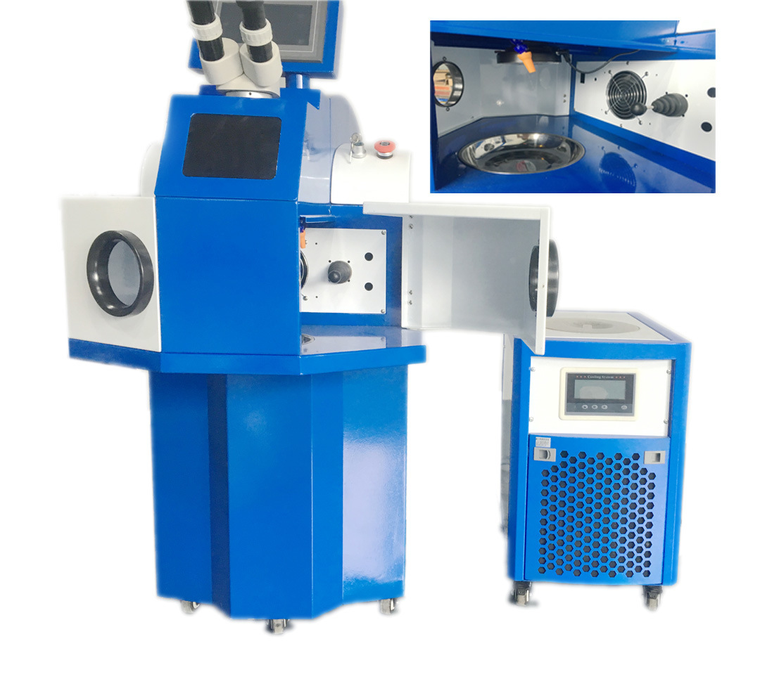 Jewelry Laser Soldering Machine From CKD Laser