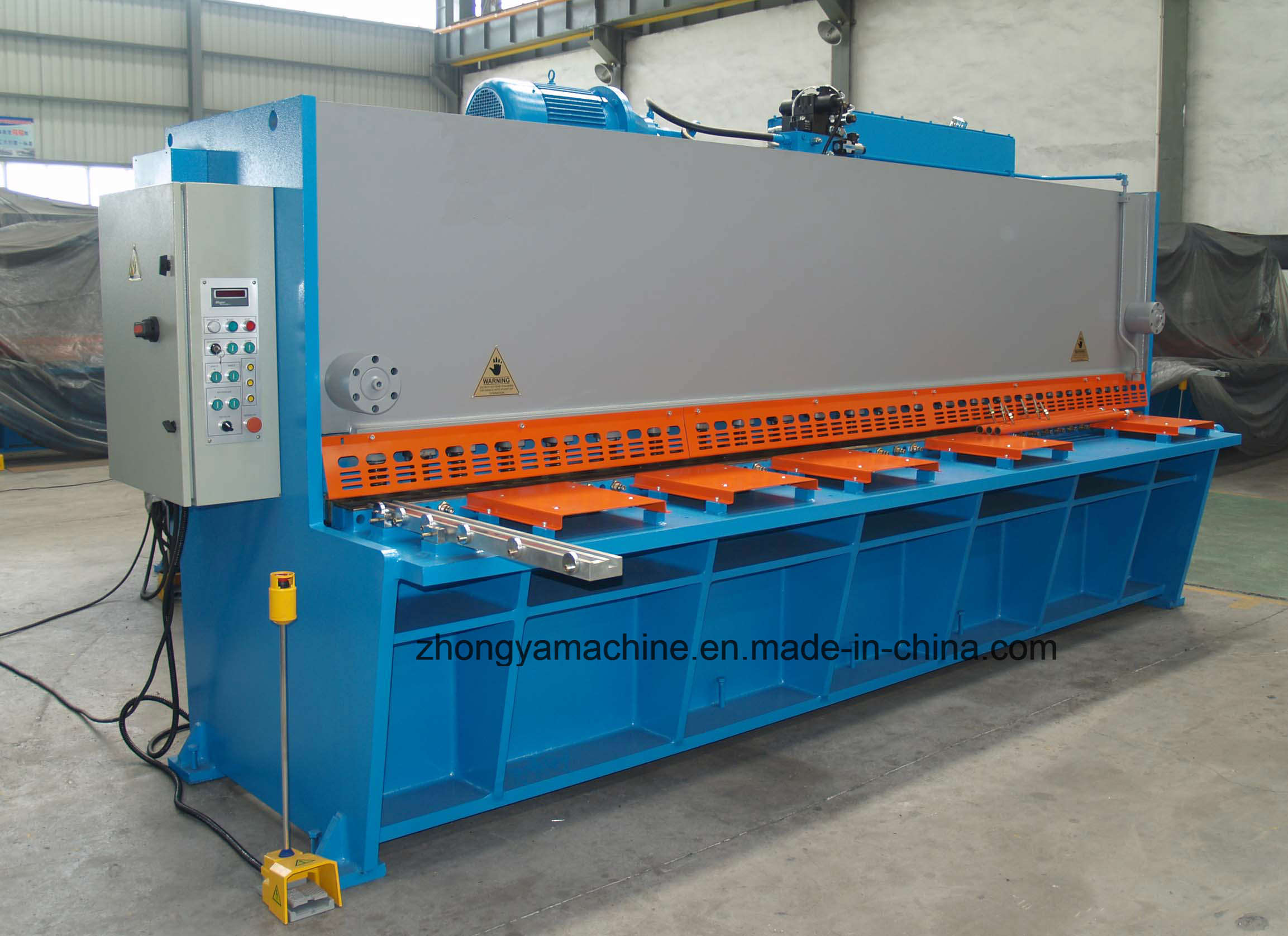 Good Price Hydraulic Shearing Machine QC11y-6mm/2500mm