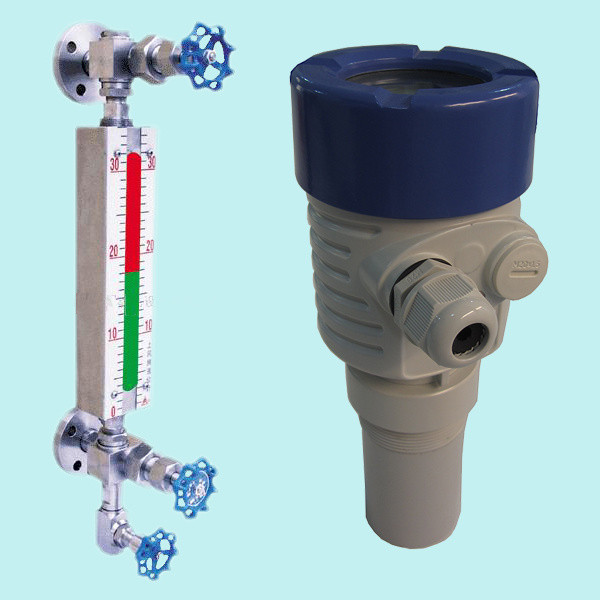 Sight Glass Tube Tubular, Radar, Ultrasonic Water Level Sensor, Level Gauge, Level Indicator, Level Meter