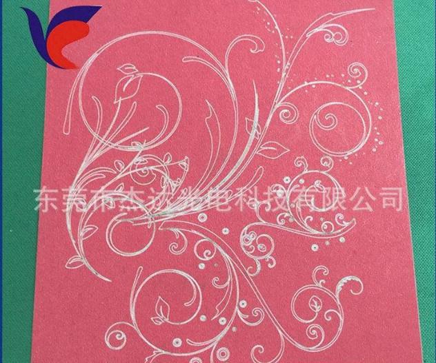 Widly Use Laser Marking/Engraving Machine with 3 Years Warantee