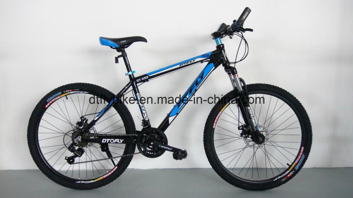 Bike: 24 Challenger Mountain Bike, with Shimano 21s, Disc-Brake