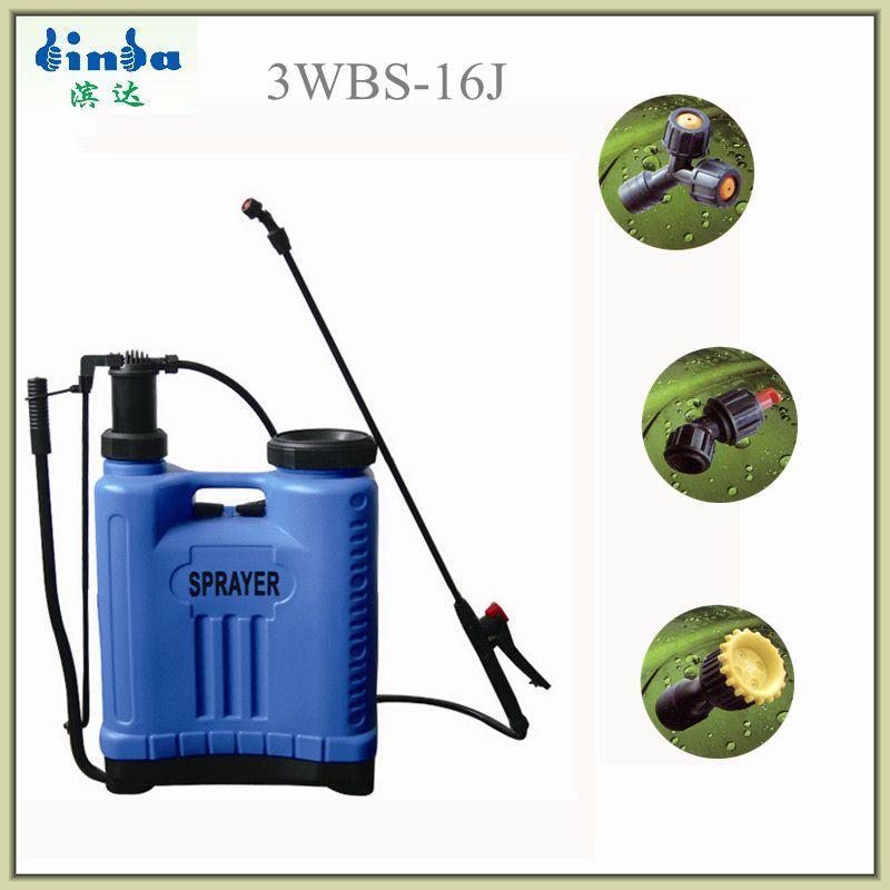 16L Knapsack Manual Sprayer Garden Tool Sprayer