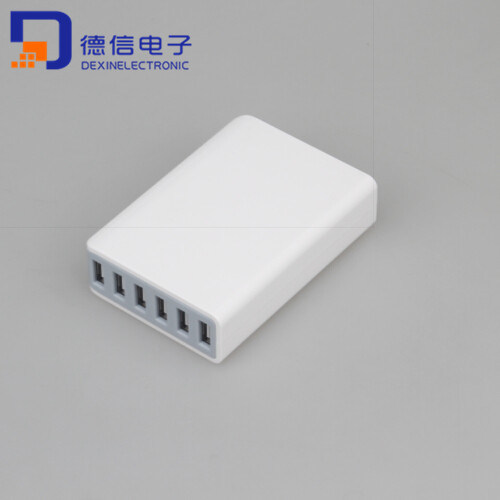 Wholesale Hub Adapter Charger for Smartphone (MU016)
